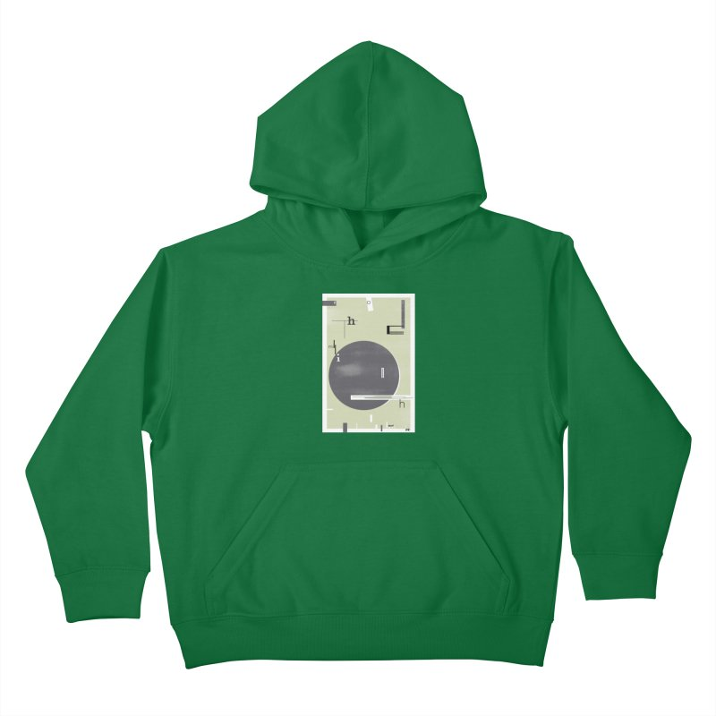 For the Millionth Time... Kids Pullover Hoody by The Artist Shop of Ben Stevens