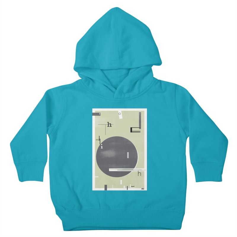 For the Millionth Time... Kids Toddler Pullover Hoody by The Artist Shop of Ben Stevens