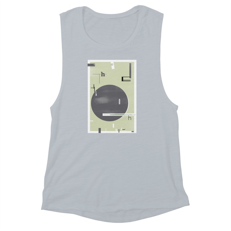 For the Millionth Time... Women's Muscle Tank by The Artist Shop of Ben Stevens