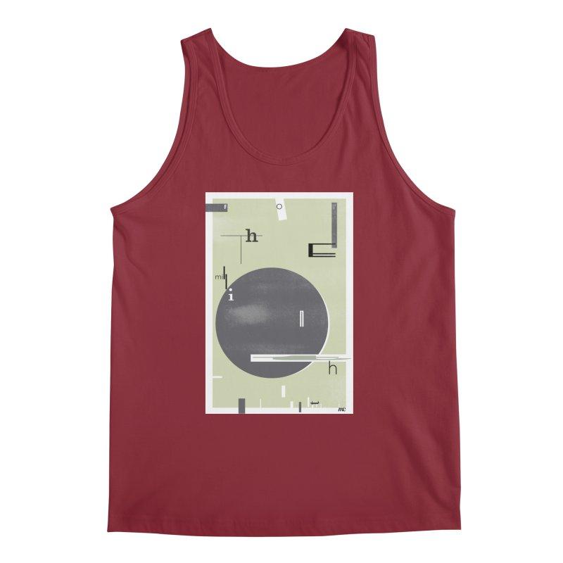For the Millionth Time... Men's Regular Tank by The Artist Shop of Ben Stevens