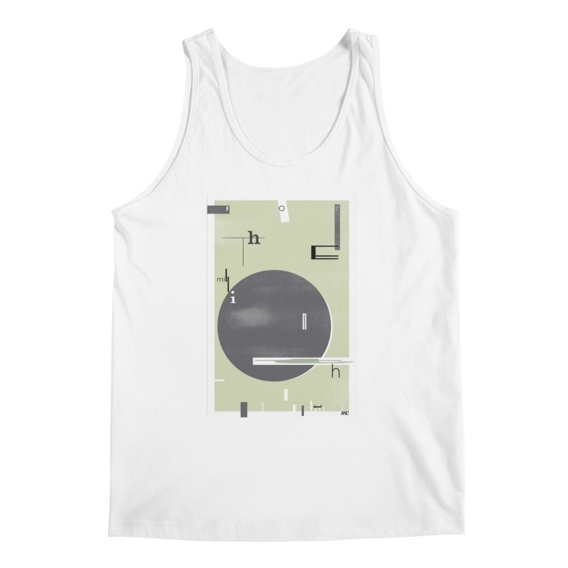 For the Millionth Time... Men's Regular Tank by The Artist Shop of Ben Stevens