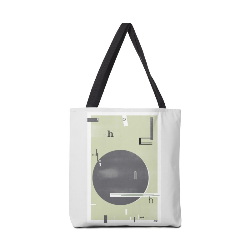 For the Millionth Time... Accessories Bag by The Artist Shop of Ben Stevens