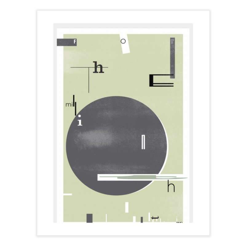 For the Millionth Time... Home Fine Art Print by The Artist Shop of Ben Stevens