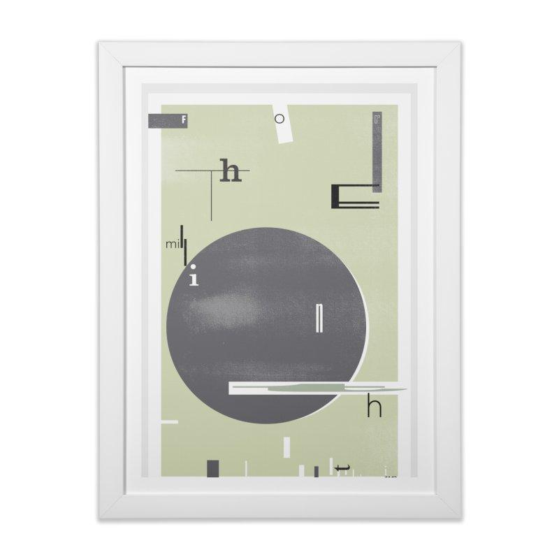 For the Millionth Time... Home Framed Fine Art Print by The Artist Shop of Ben Stevens