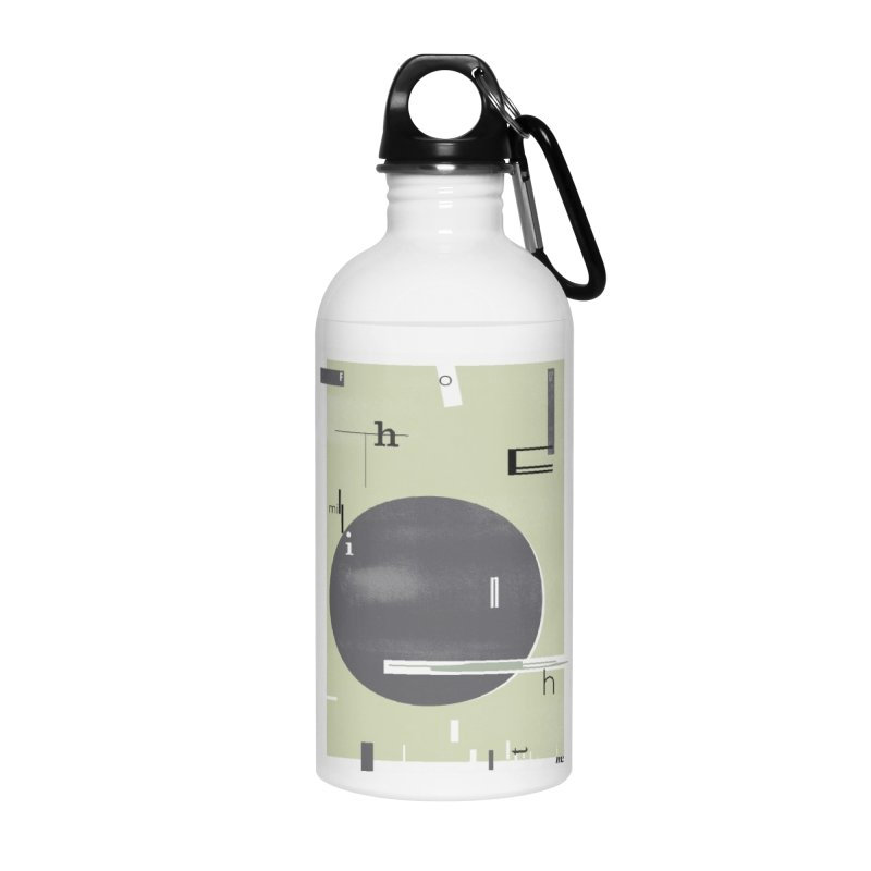For the Millionth Time... Accessories Water Bottle by The Artist Shop of Ben Stevens