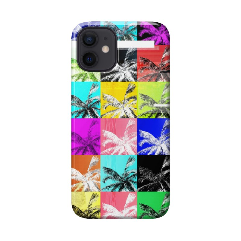 All the Palms Accessories Phone Case by The Artist Shop of Ben Stevens