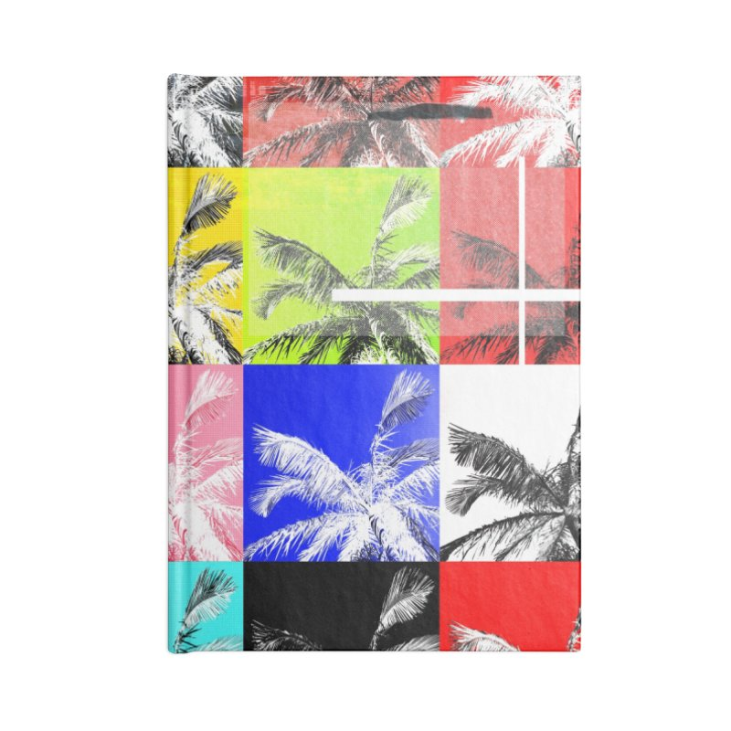 All the Palms Accessories Notebook by The Artist Shop of Ben Stevens