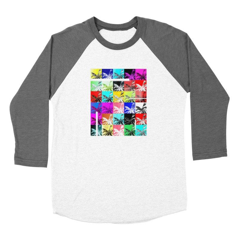 All the Palms Women's Longsleeve T-Shirt by The Artist Shop of Ben Stevens