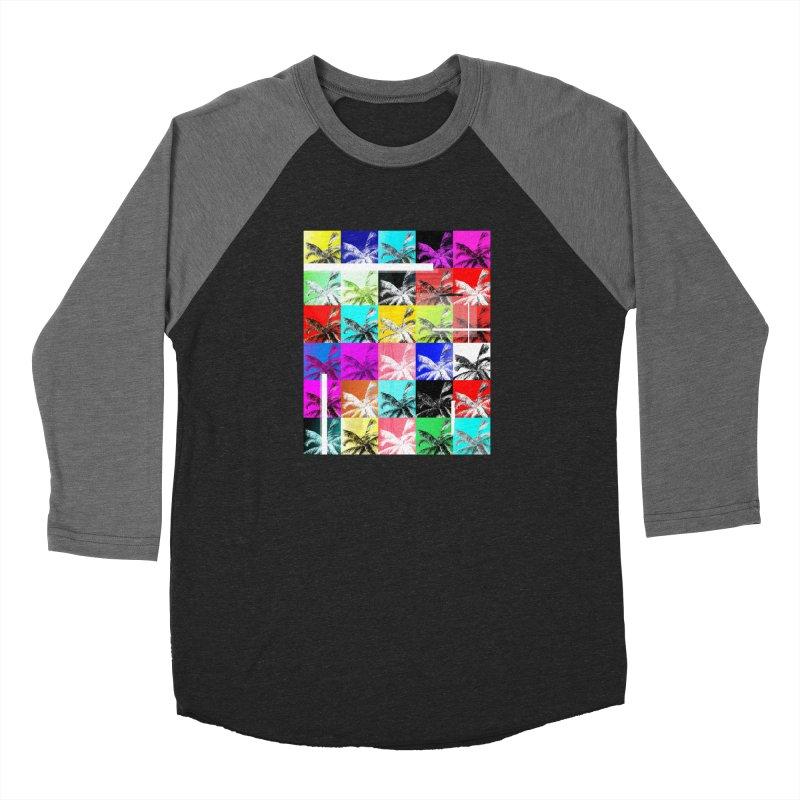 All the Palms Men's Longsleeve T-Shirt by The Artist Shop of Ben Stevens