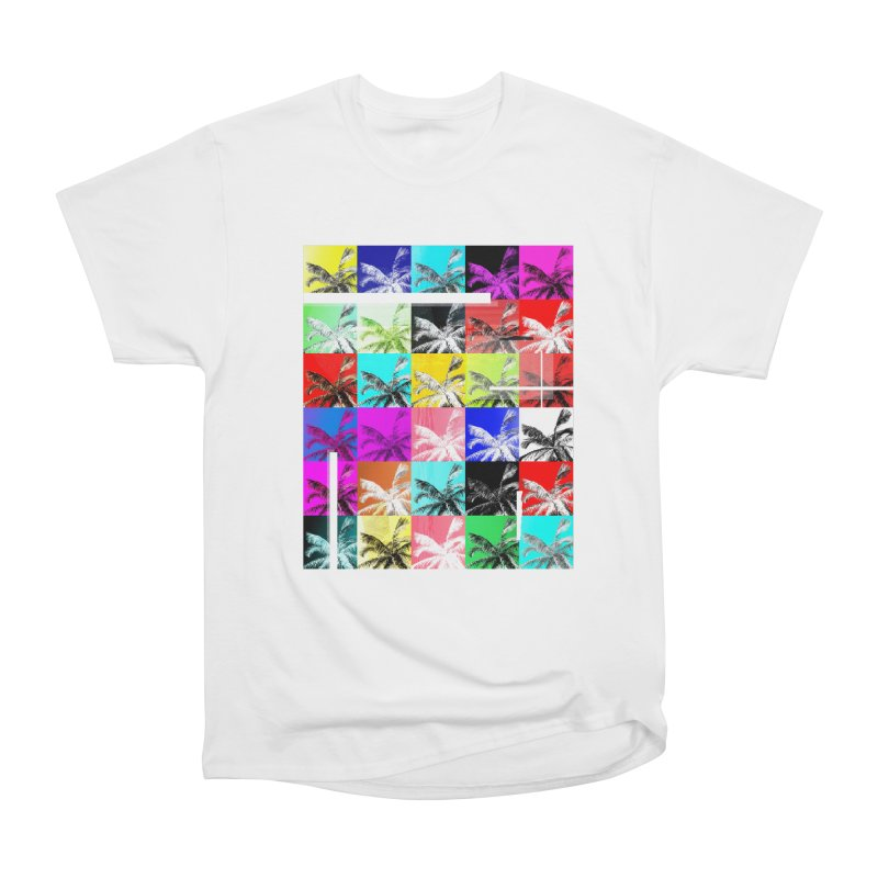 All the Palms Men's T-Shirt by The Artist Shop of Ben Stevens