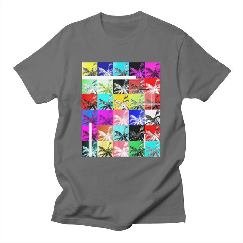 All the Palms Men's T-Shirt by The Artist Shop of Ben Stevens