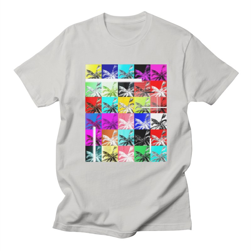 All the Palms Women's Unisex T-Shirt by The Artist Shop of Ben Stevens