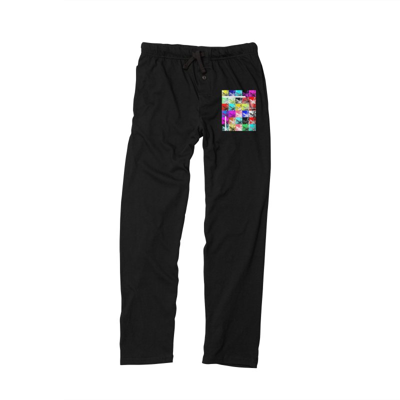 All the Palms Women's Lounge Pants by The Artist Shop of Ben Stevens