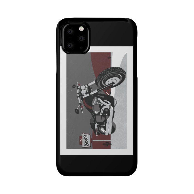Stoppin' at Fat Bob's Accessories Phone Case by The Artist Shop of Ben Stevens