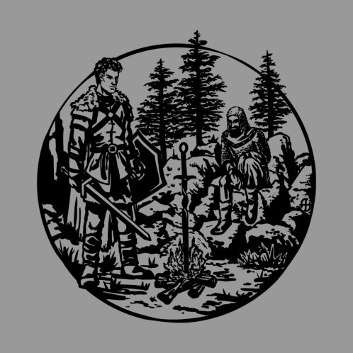 Design for Bonfire (Black)