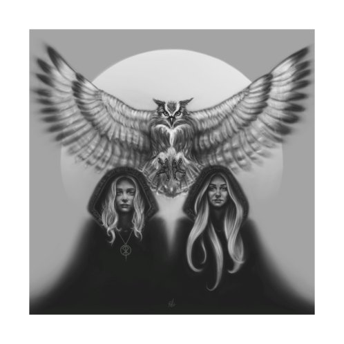 Design for Ladies of the Owl