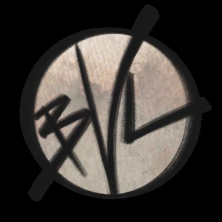 Logo for Ben Van Lier's Artist Shop