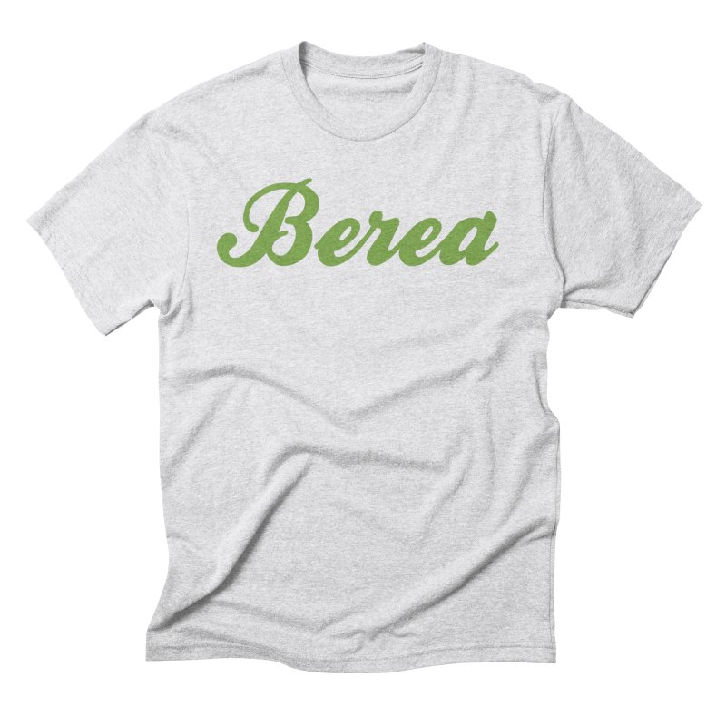 Berea Logo Product Shop Men's T-Shirt by Berea Community Shop