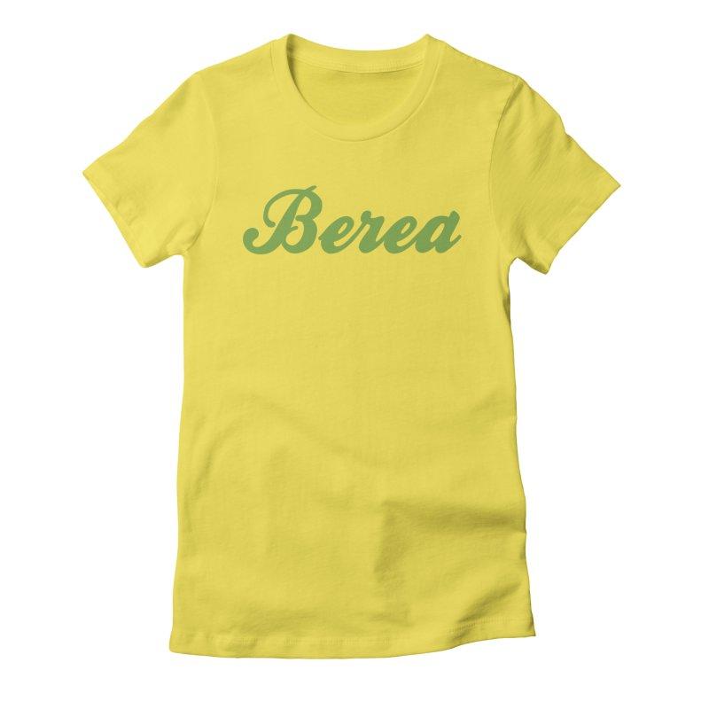 Berea Logo Product Shop Women's T-Shirt by Berea Community Shop