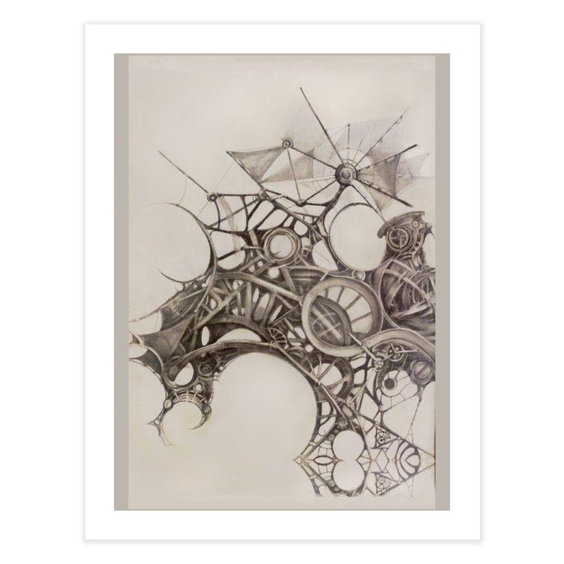 The Osprey in Fine Art Print by Imaginary Lands Wanderings