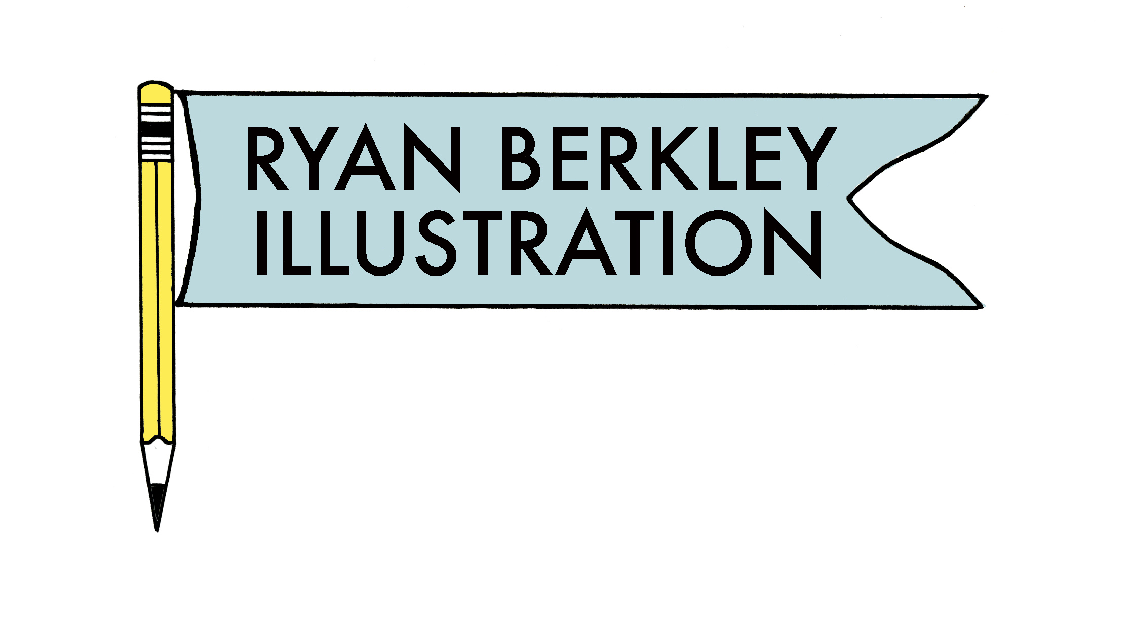 Berkley Illustration Apparel Logo