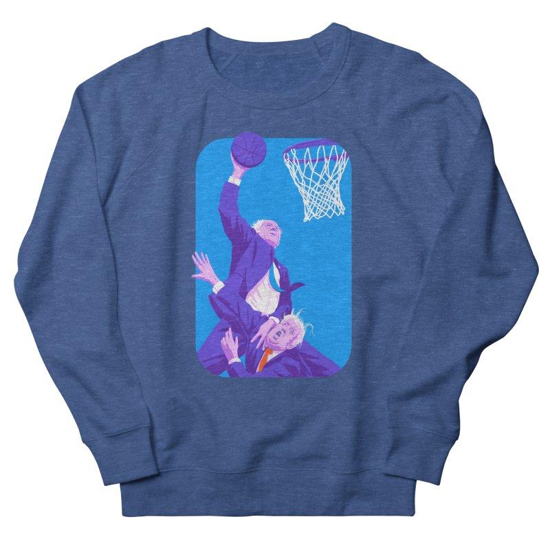 Bernie Dunks On Trump Women's Sweatshirt by Bernie Threads
