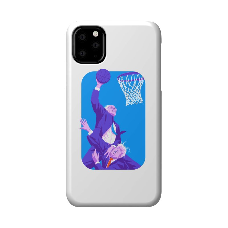 Bernie Dunks On Trump Accessories Phone Case by Bernie Threads