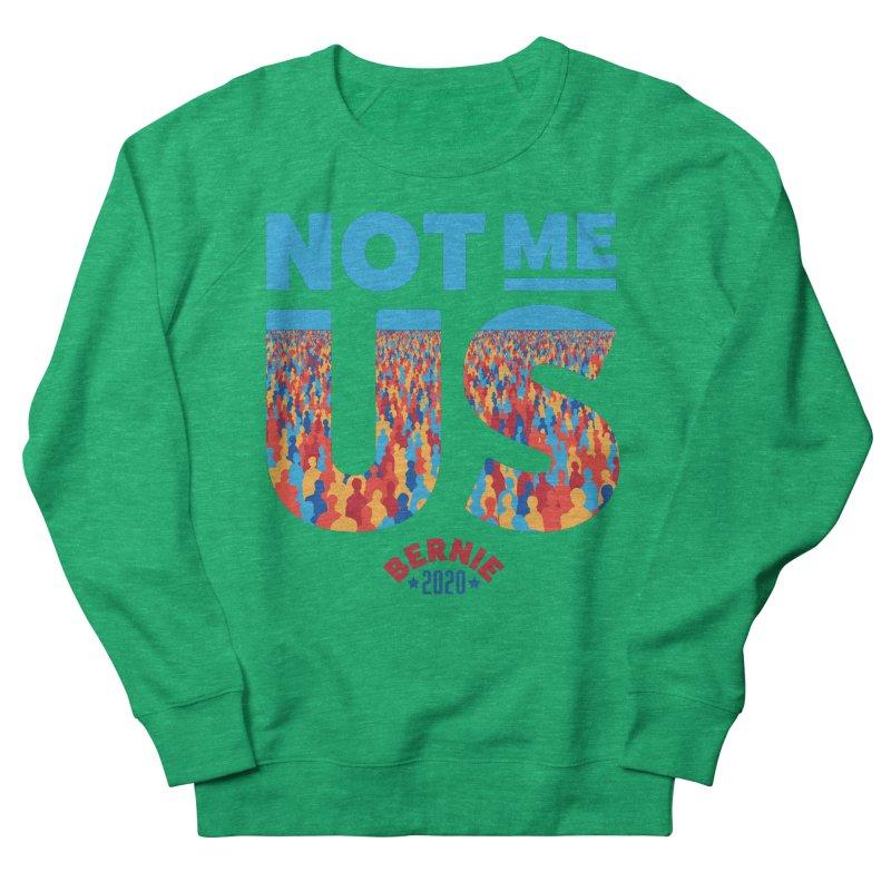 Not Me, Us 2020 (Text Version) Women's Sweatshirt by Bernie Threads