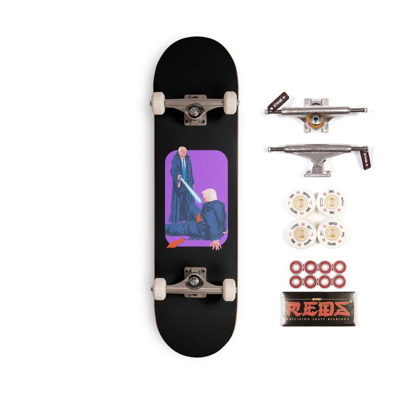 Bernie Bests Trump Accessories Complete - Pro Skateboard by Bernie Threads