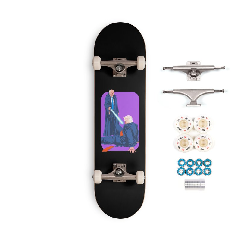Bernie Bests Trump Accessories Complete - Premium Skateboard by Bernie Threads