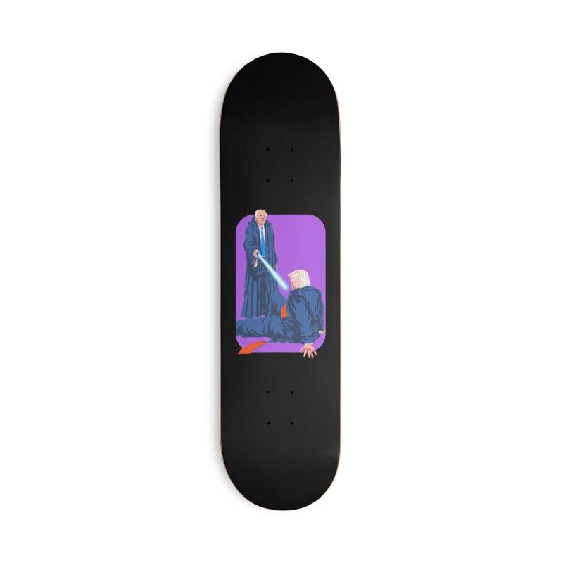 Bernie Bests Trump Accessories Deck Only Skateboard by Bernie Threads
