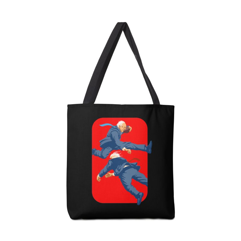 Bernie Hurdles Trump Accessories Bag by Bernie Threads