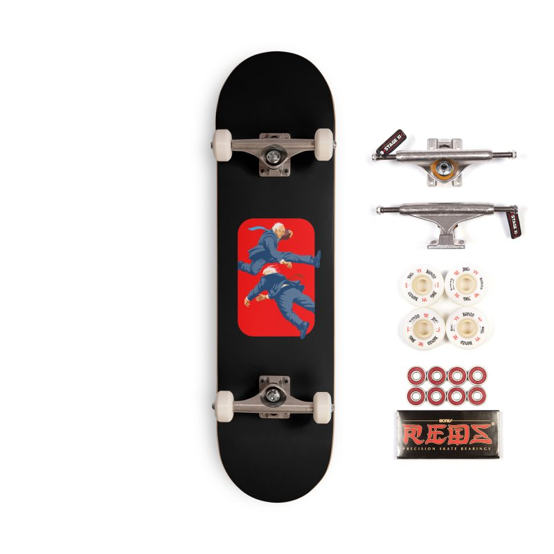 Bernie Hurdles Trump Accessories Complete - Pro Skateboard by Bernie Threads