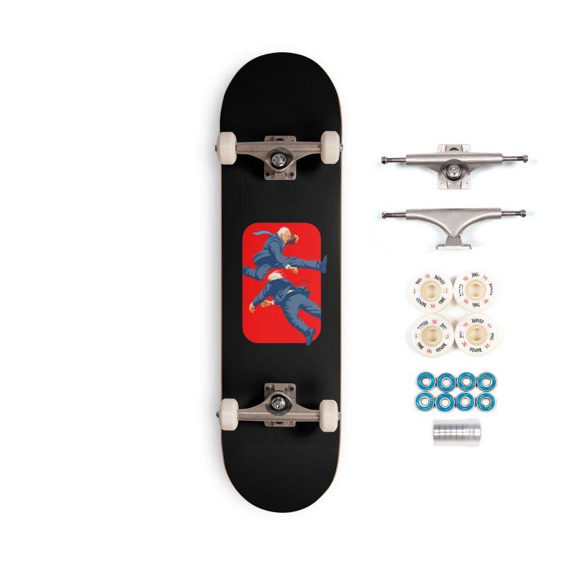 Bernie Hurdles Trump Accessories Complete - Premium Skateboard by Bernie Threads
