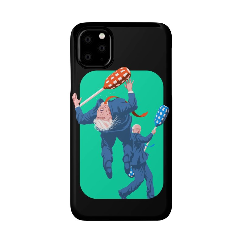 Bernie Jousts Trump Accessories Phone Case by Bernie Threads