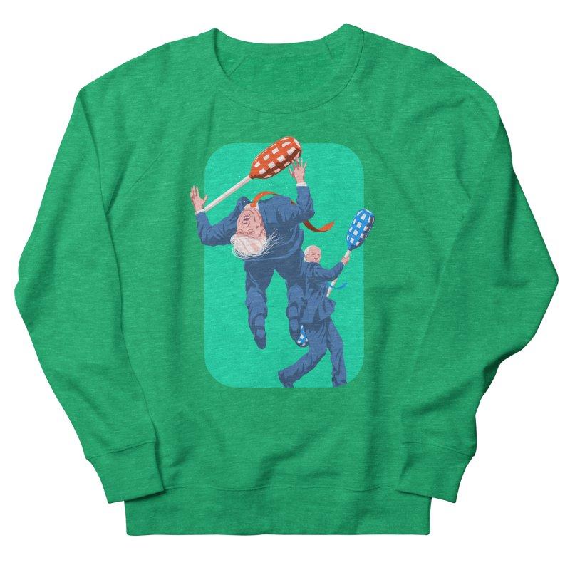 Bernie Jousts Trump Women's Sweatshirt by Bernie Threads