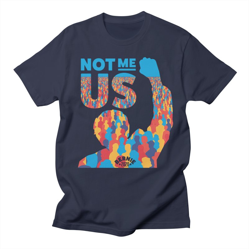 Not Me by Bernie Threads