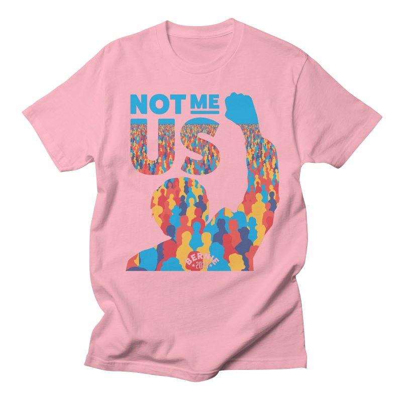 Not Me, Us 2020 Women's Regular Unisex T-Shirt by Bernie Threads
