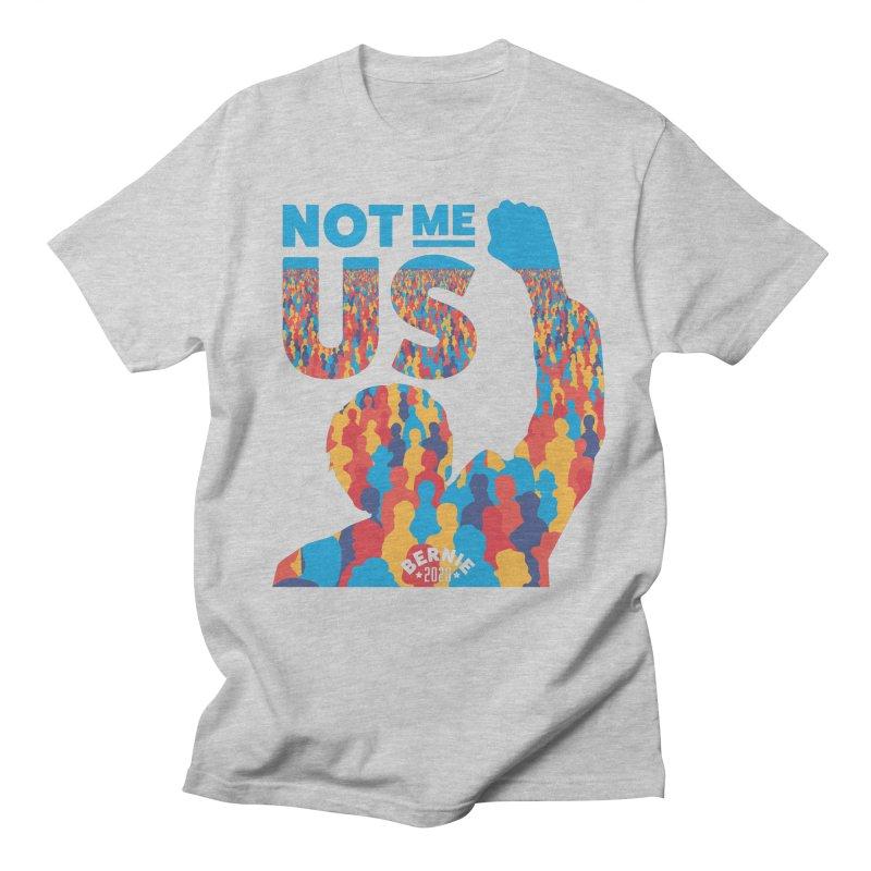 Not Me, Us 2020 Men's T-Shirt by Bernie Threads