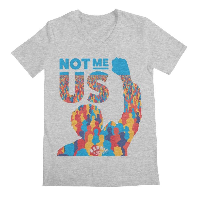 Not Me, Us 2020 Men's  by Bernie Threads