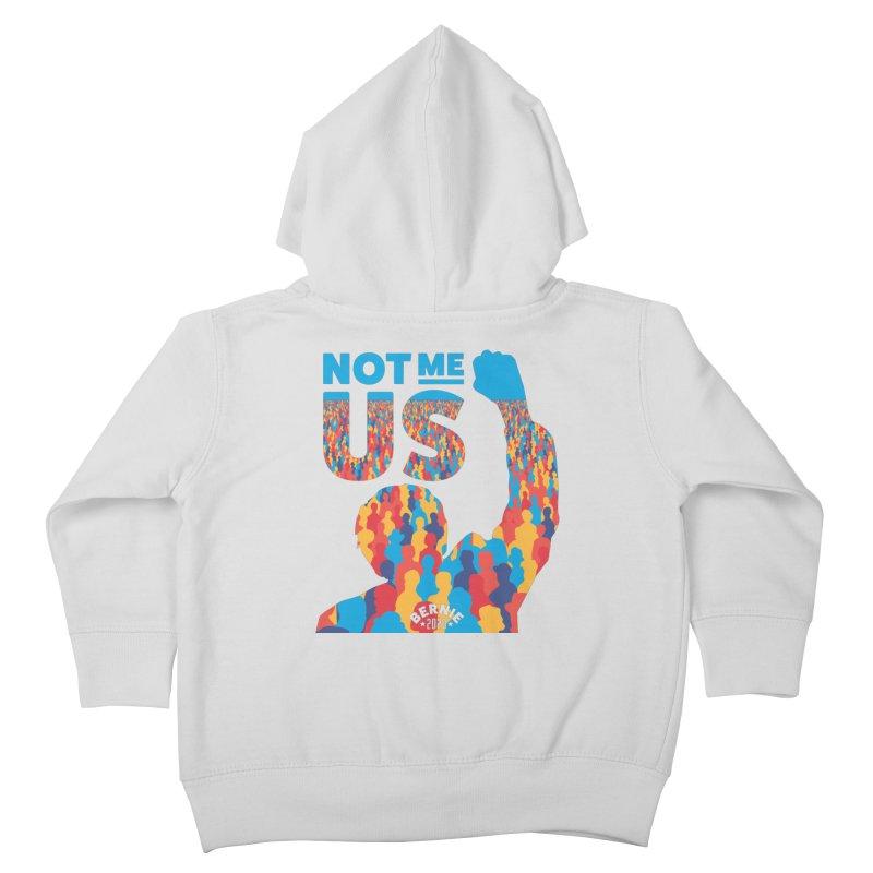 Not Me, Us 2020 Kids Toddler Zip-Up Hoody by Bernie Threads