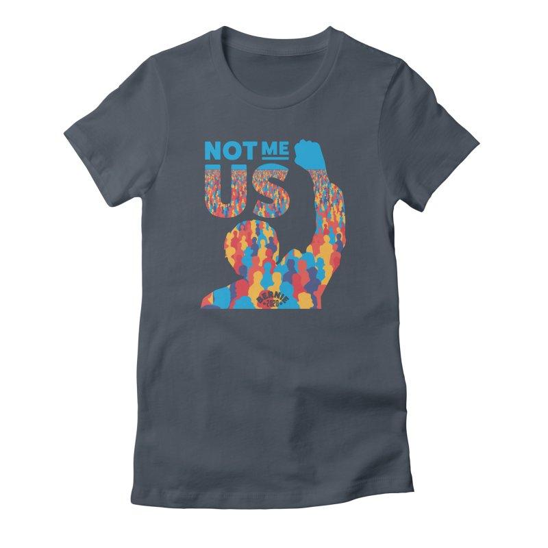 Not Me, Us 2020 Women's T-Shirt by Bernie Threads
