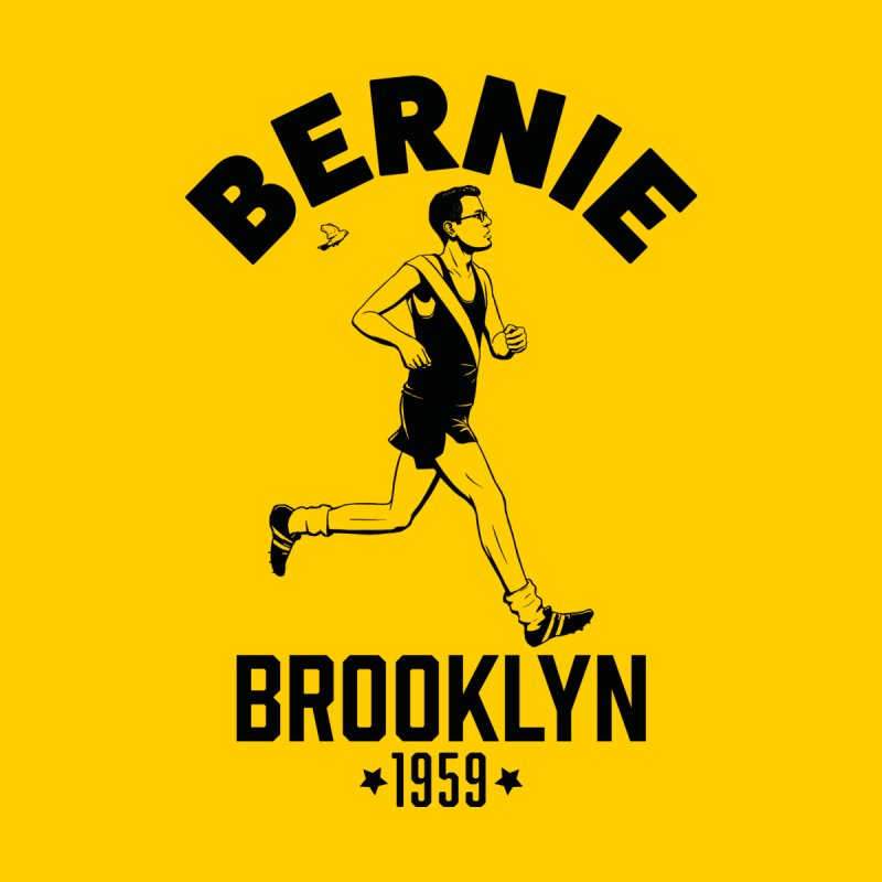 Bernie Athletics Brooklyn 1959 None  by Bernie Threads