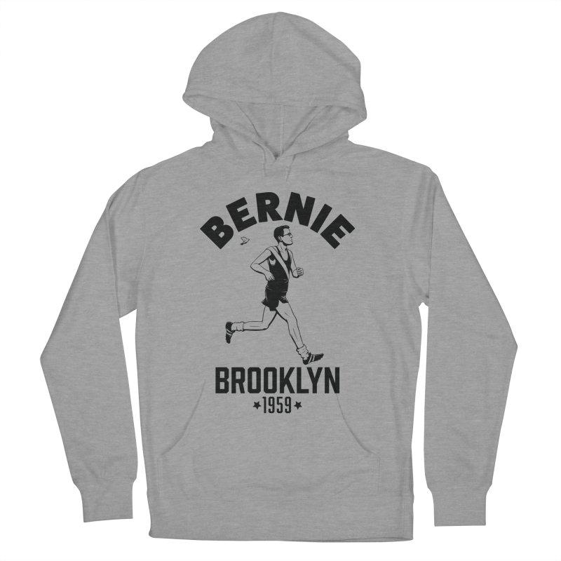 Bernie Athletics Brooklyn 1959 Women's Pullover Hoody by Bernie Threads
