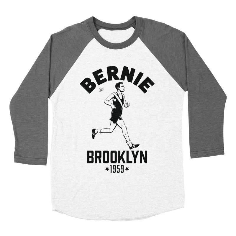 Bernie Athletics Brooklyn 1959 Women's Baseball Triblend T-Shirt by Bernie Threads