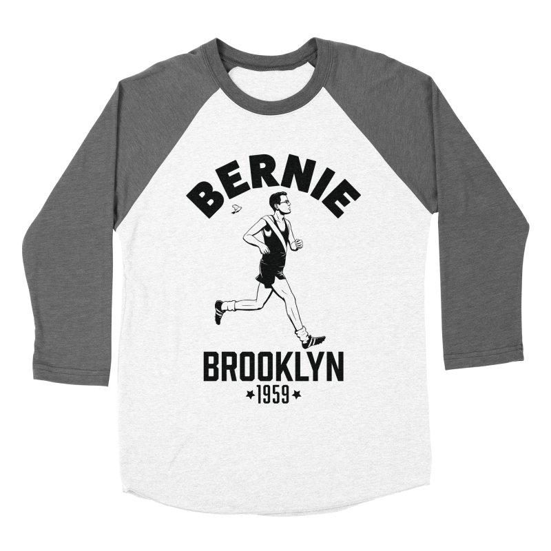 Bernie Athletics Brooklyn 1959 Men's Baseball Triblend T-Shirt by Bernie Threads