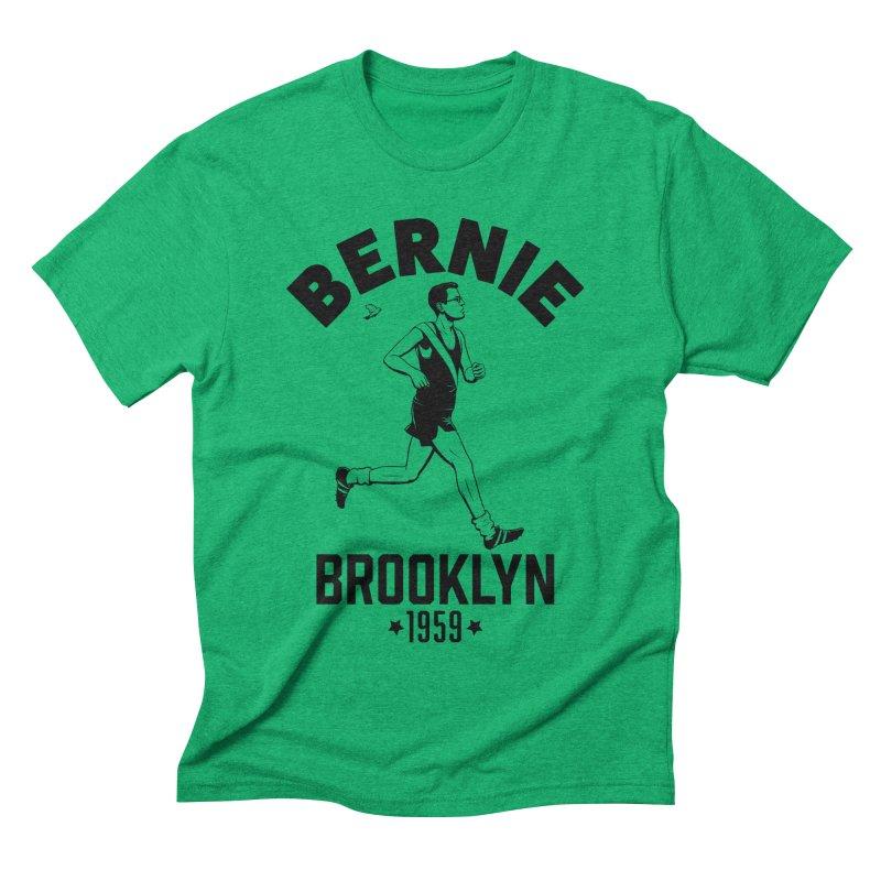 Bernie Athletics Brooklyn 1959 Men's Triblend T-shirt by Bernie Threads