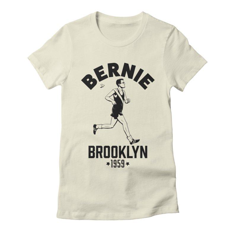 Bernie Athletics Brooklyn 1959 Women's Fitted T-Shirt by Bernie Threads