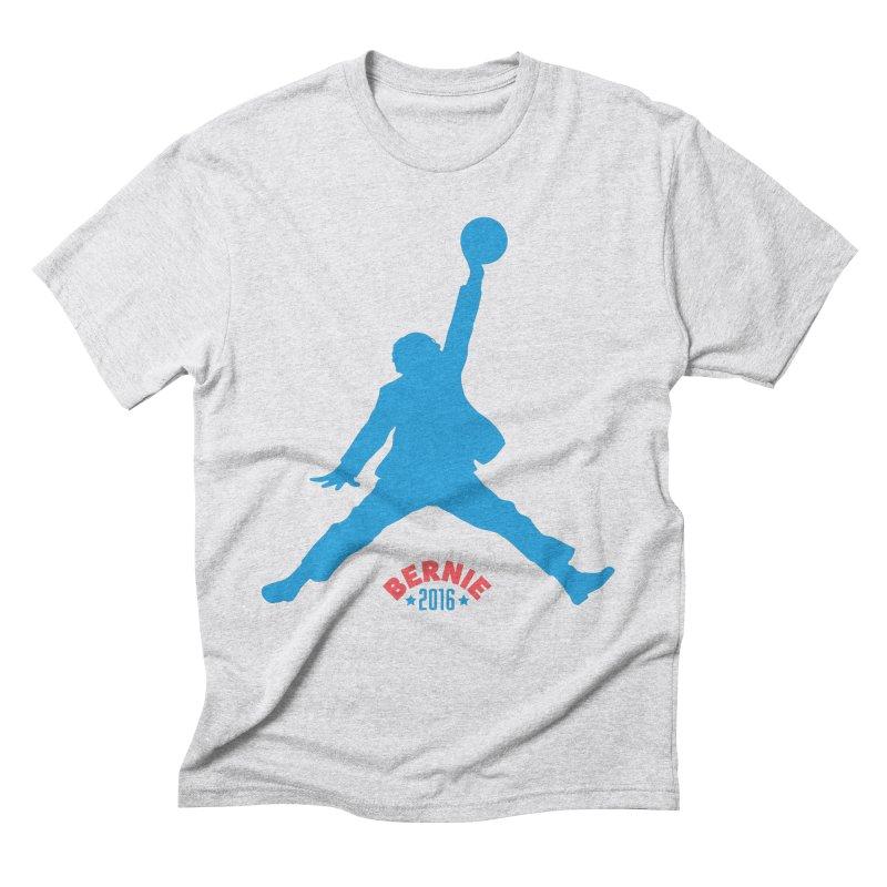 Bern Is Life Men's Triblend T-Shirt by Bernie Threads