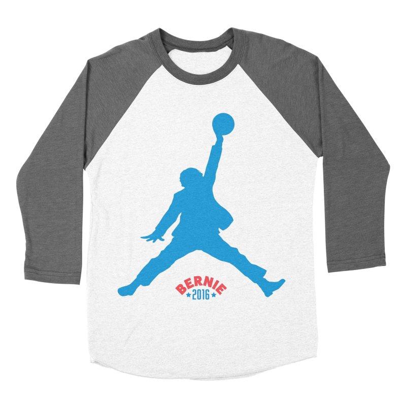 Bern Is Life Women's Baseball Triblend T-Shirt by Bernie Threads